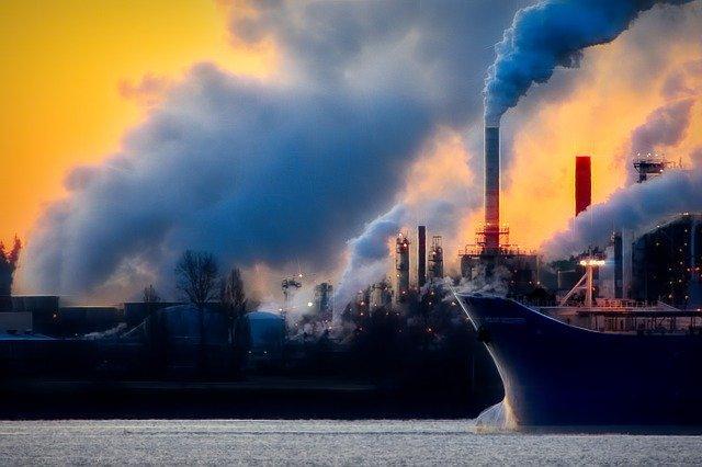 Ilmastonmuutoksen historia